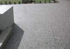Image result for exposed aggregate driveway pictures