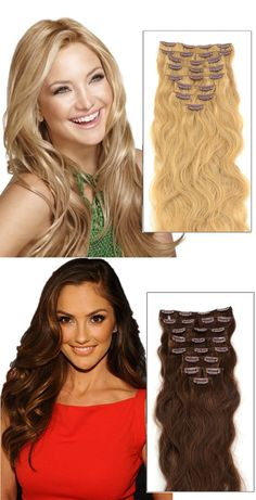 Want these color hair extensions? Click and choose the color suit into a new u.Pls feel free to contact me.  Email:brenna@eunicehair.com Whats App:+86-15002057323 Skype:brenna1018
