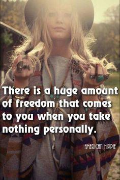 ☮ American Hippie ☮ Not my problem ...