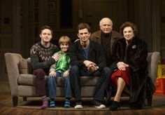 A Scene From 'Mothers And Sons,' Terrence McNally's New Broadway Play