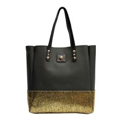 Get the new black Kardashian Kollection Women's Jelly Tote Bag at Sears.com/Kardashian today