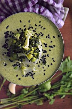Simple Broccoli Soup
