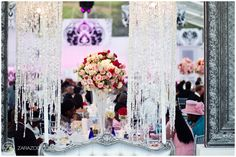 """This is Part 2 of Mikky & Nwabisa's """"Wedding Of The Year"""" at Webersburg in Stellenbosch. They pulled out all of the stops for this extravagant wedding. Wedding Of The Year, Wedding Decorations, Table Decorations, Wedding Designs, Reception, Concept, Weddings, Photography, Home Decor"""