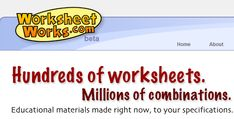 Maths Resources, Mathematics, Worksheets, Teaching, Education, Math, Learning, Countertops, Studying