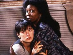 Demi Moore, Whoopi Goldberg - Ghost
