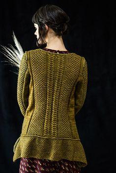 0668289ba83a6a Ravelry  Ataraxia pattern by Linda Marveng Knitwear Fashion