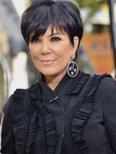 kris jenner haircut   Kris jenner Todd waterman : Former Boy Toy Tells All In New Interview ...