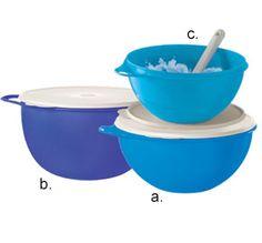 Tupperware | Thatsa(r) Bowls   New color!! 3 sizes of bowls !!