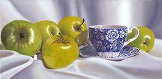 Camille Engel   Fruit & Vegetable Paintings
