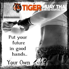 Want to change your life? It's in your hands! Let us here at Tiger Muay Thai & MMA in Thailand help you get there. no experience necessary!