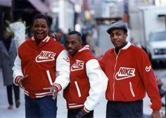 Old Nike varsity