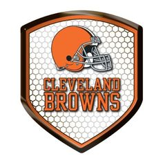 NFL Cleveland Browns Team Shield Automobile Reflector *** Read more  at the image link.
