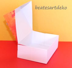 Container, Paper Strips, Book Folding, Encouragement, Handmade Cards, Packaging, Tutorials