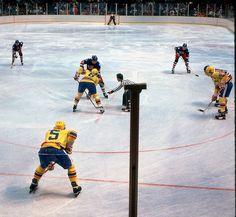 USA vs Romania, Lake Placid, 1980.