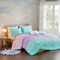 Aqua Bedding, Twin Xl Comforter, Comforter Cover, Duvet Cover Sets, Girls Comforter Sets, Teen Girl Comforters, Purple Duvet, Girls Duvet Covers, Luxury Yachts
