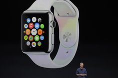 Apple Unveils Smartwatch, First New Product in 4 Years - WSJ