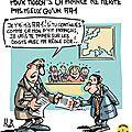 Moody's baisse la note de la France