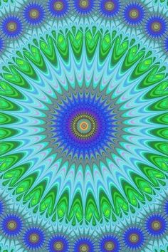 Mandala Graphic Collection - boho chic mandalas