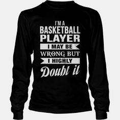#BASKETBALL PLAYER, Order HERE ==> https://www.sunfrogshirts.com/LifeStyle/130277844-852162347.html?53625, Please tag & share with your friends who would love it, #xmasgifts #birthdaygifts #renegadelife