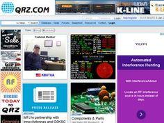 QRZ.COM - https://www.hamradiostop.com/listings/qrz-com/