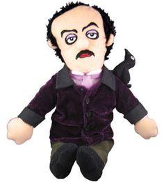 Edgar Allan Poe Little Thinker Doll | State Library of Queensland Shop