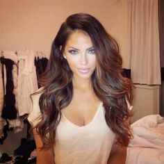 How to Chic: SOFT CURL HAIR INSPIRATION  http://thepageantplanet.com/category/hair-and-makeup/