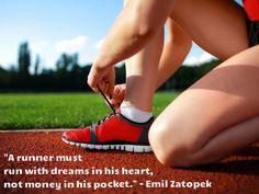 #Fitness #Running for Love.