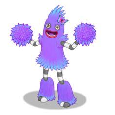 rare pom pom my singing monsters