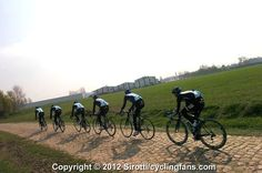 Team Sky Procycling at Orchies...  photo Copyright © 2012 Fotoreporter Sirotti/cyclingfans.com