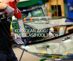 Tuuli-, sivu- ja takalasien huoltoa ja vaihtoa sekä lasien tummennuksia tarjoava Kokkolan Akku ja Tuulilasihuolto Oy on vakuutusyhtiöiden valtuuttama asennusliike. Osaavat lasihuoltojen ammattilaiset laittavat autosi lasit kuntoon varmoin ottein. Vuonna 2001 perustettu yritys sai alkunsa jo vuonna 1950, kun sen edeltäjä Akku Huolto perustettiin. Kokemusta ja ammattitaitoa siis löytyy! www.akkujatuulilasihuolto.com