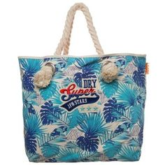 Superdry Tote bag hawaiian
