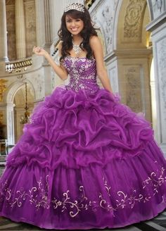 Fabulosos vestidos de fiesta para quinceañeras | Vestidos de 15 años para fiesta - i dont really like the bottom