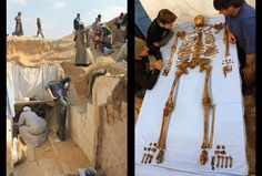 Ancient Egyptian Tomb Unearthed, Unknown Pharaoh Found - Science News - redOrbit
