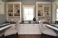 Chanhassen Cottage New Construction - traditional - home office - minneapolis - by Highmark Builders