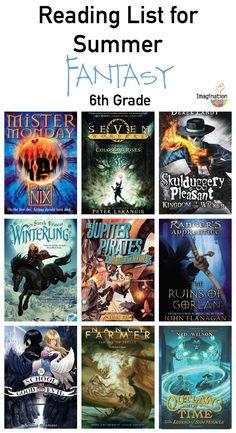 Good summer reading books for 6th graders