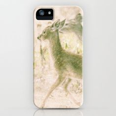 #Society6                 #iPhone Case              #Deer #iPhone #Case #Slight #Clutter #Society6      Deer Run iPhone Case by Slight Clutter | Society6                             http://www.seapai.com/product.aspx?PID=1696710