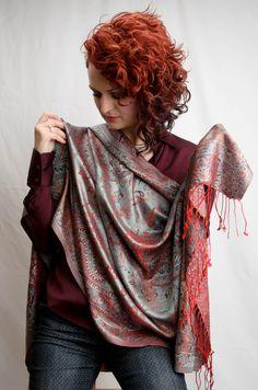 Silk Jamawar Sari, India, Inspired, Inspiration, Fashion, Saree, Biblical Inspiration, Moda, Goa India