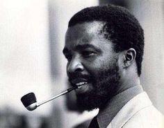 Thabo Mbeki, former president of South Africa.