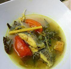 Resep Masakan Sup Ikan Nila Kemangi