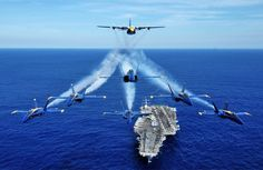 Blue Angels...ok, so they're not cars, but they're awesome!!!!