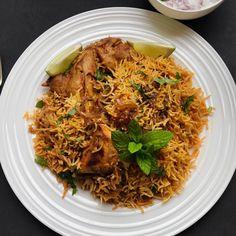 Chicken Biryani - Top 10 Instant Pot Recipes of 2017