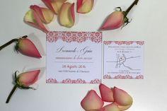 Leonardo & Gaia 28 agosto 2016 Un matrimonio di fine estate, una coppia semplice che tiene molto alla tradizione e il progetto per le partecipazioni di Leonardo e...
