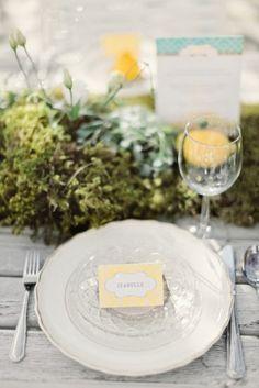 Rustic Meets Modern Scandinavian Wedding Inspiration | Studio DIY®
