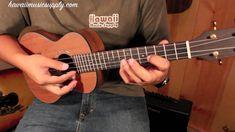 "Ukulele Tutorial - ""While My Guitar Gently Weeps"" - Jake Shimabukuro ver..."