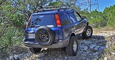 Rocky Road CRV Lift Kit:
