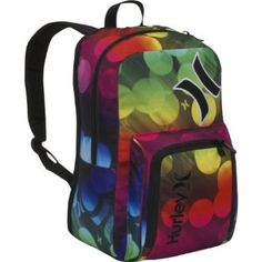 Hooray for fabulous colors! Best laptop backpack everrrr