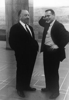 Amos Vogel, with Alfred Hitchcock; Including 'Film as a Subversive Art: Amos Vogel and Cinema 16' movie...