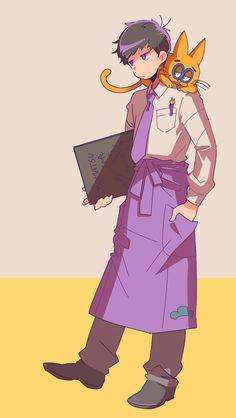 「ログ松2」/「△□」の漫画 [pixiv]