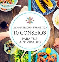 La Anfitriona Frenética – 10 Consejos para los Anfitriones de Actividades en la Casa | ENSALPICADAS