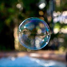 Bokeh Bubble by John Spade, via 500px